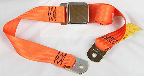 Nonretractable Lap Belts (T2455-002 60
