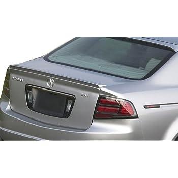 Acura TL Lip Factory Style Spoiler 2004-2008-White Diamond Paint Code:  NH603P