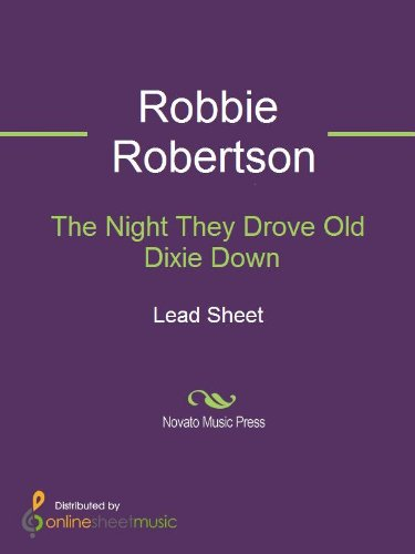 Vechtdal Verhuur - Download The Night They Drove Old Dixie Down book ...