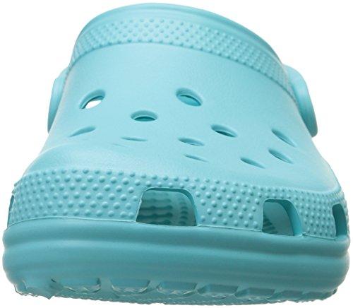 Crocs Classic, Mixte Adulte Sabots, Bleu (Pool), 45-46 EU