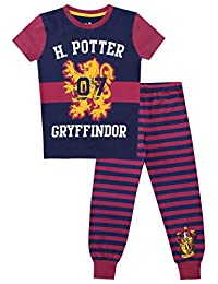 Harry Potter Girls' Gryffindor Pajamas