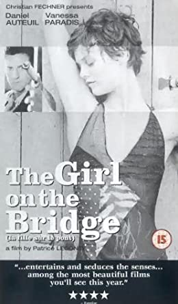 The Girl On The Bridge La Fille Sur Le Pont Vhs 1998