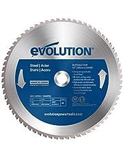 Evolution Aluminium Carbide-Tipped Blade, 180 mm