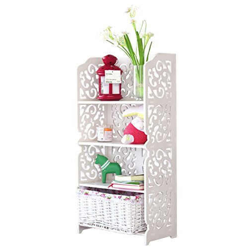 Review Europe Style 4 Tier Home Bathroom Kitchen Storage Organizer Shelf By star house by star house