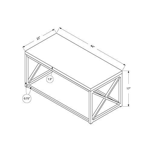 Mdf Metal Table - 4