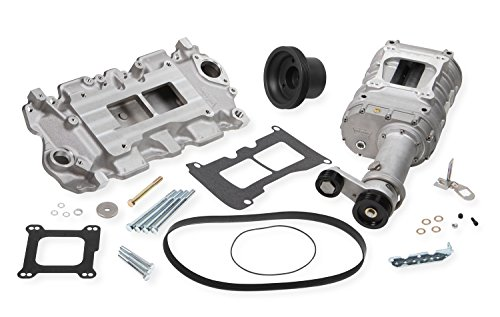 - Weiand 6500-1 142 Pro-Street Supercharger Kit