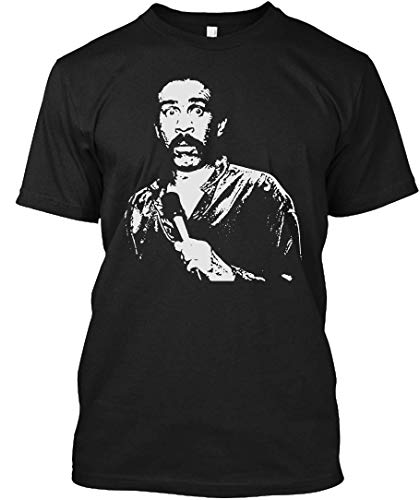 - SuperJz Richard Pryor 2 Tee|T-Shirt Black