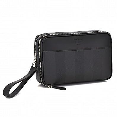 new product 0865e ee48a Amazon | FENDI(フェンディ) バッグ メンズ ヴィッテロ セカンド ...