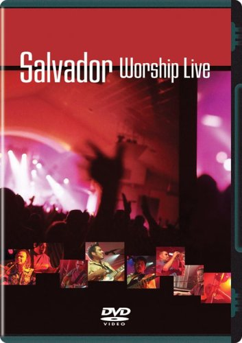 Salvador: Worship Live by WEA DVD