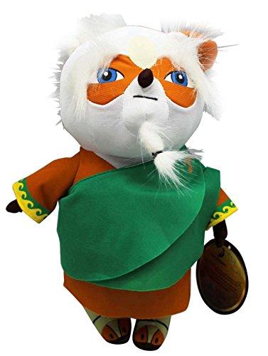 DreamWorks Kung Fu Panda 3 Master Shifu Plush Toy (11in) (Panda Soft Toy Kung Fu)