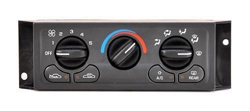 Chevrolet Corvette Air Conditioning / Heater Control - Discontinued - Gm # - Heater Corvette Control