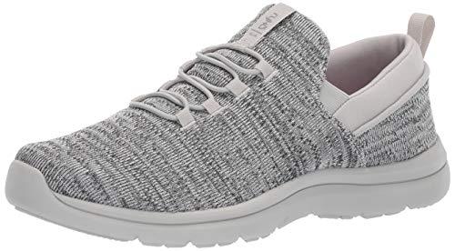 Ryka Women's ELIA Walking Shoe, Vapor Grey, 6.5 M US best to buy