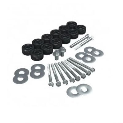 Body 2 Lift Kit - Teraflex 4152100 JK BODY LIFT KIT