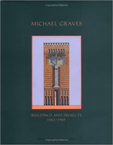 Michael Graves: 1982-89: Buildings and Projects