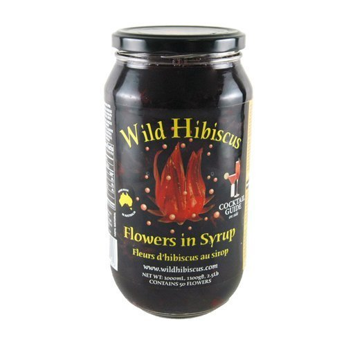 Hibiscus Syrup Whole Foods