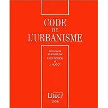 Code de l'urbanisme (ancienne édition)