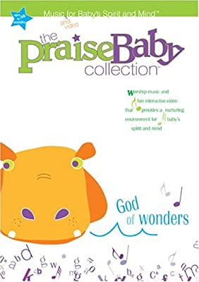 The Praise Baby Collection God Of Wonders from Brentwood