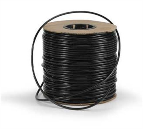Lee's Sleek Airline Tubing 500-Foot Spool, Black by Lee's