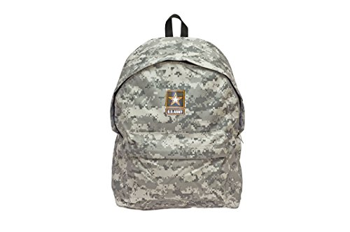 - US Army Heritage Classic Backpack (Camouflage)