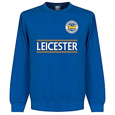 Leicester City Team Sweatshirt - Royal