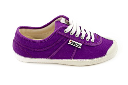 Sneakers Rainbow Viola Kawasaki Basic Unisex dBZwYdTnq