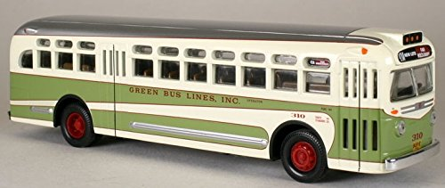Corgi New York City Bus-Green Lines GM4507 New in box!