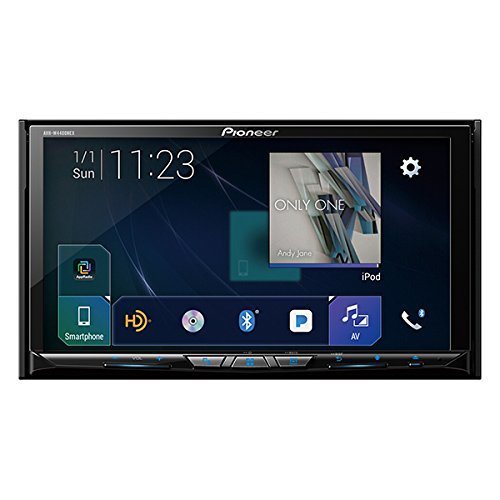 Pioneer AVH-W4400NEX in Dash Multimedia Receiver with 7″ WVGA Clear Resistive Touchscreen Display