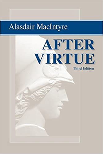 Image result for after virtue