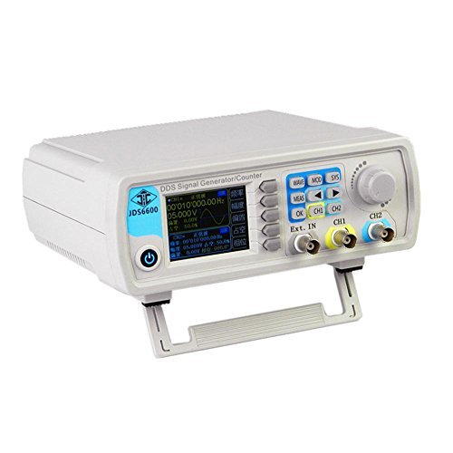 Phoneix JDS6600 Series MAX 60MHz Digital Control Dual-channel DDS Function Signal Generator Frequency ()