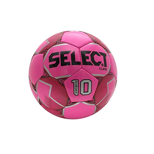 SELECT Mini Soccer Skills Ball, Pink/Cure, Size 1 (Ball Mini Pink Soccer)