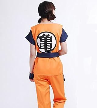 Dragon Ball GT Costore Z Goku conjuntos ropa de moda traje ...