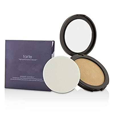 tarte Smooth Operator Amazonian Clay Tinted Pressed Finishing Powder (Light)