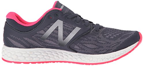 New Balance Wzantv3, Zapatillas de Running para Mujer Thunder/Pink
