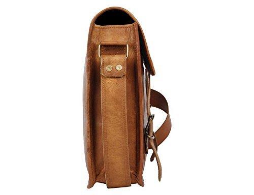 crafat Borsa Messenger, brown (marrone) - MD11143