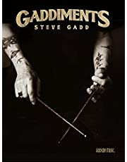 Gaddiments by Steve Gadd - With Online Video of Steve Demonstrating Each Exercise: With Online Video