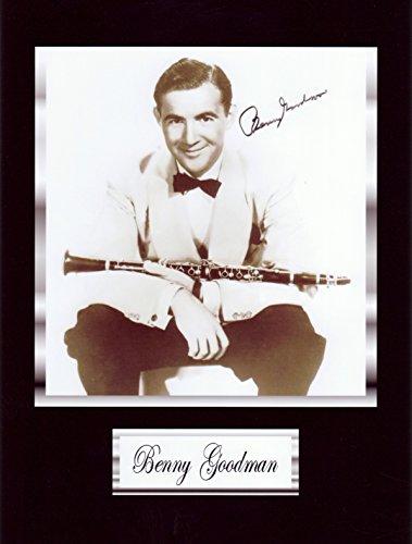 benny goodman autograph - 6