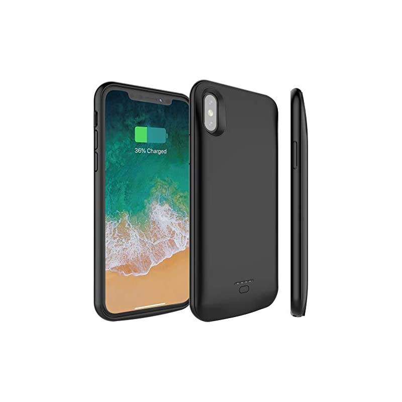 (Upgrade) Portable Charger Phone Case iP