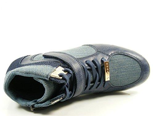 25210 1 Zapatillas Tamaris Mujer 28 Con Cordones Para Blau w1gqxBq5dZ