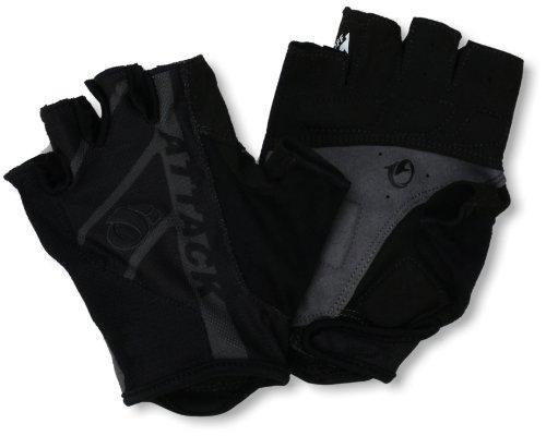 Pearl iZUMi Men's Attack Glove, Black, Small (Attack Gloves Cycling)