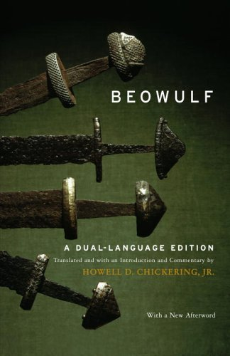 Beowulf - A Dual Language Edition by Howell D Chickering (28-Mar-2006) Paperback