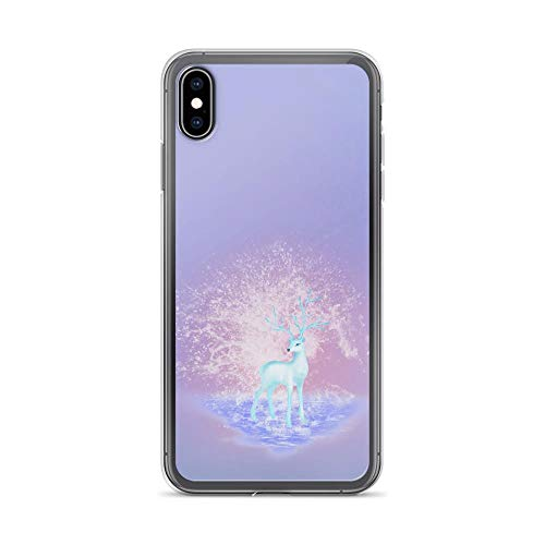 iPhone Xs Max Pure Clear Case Cases Cover Spirit Deer Fantasy Artwork for $<!--$22.45-->