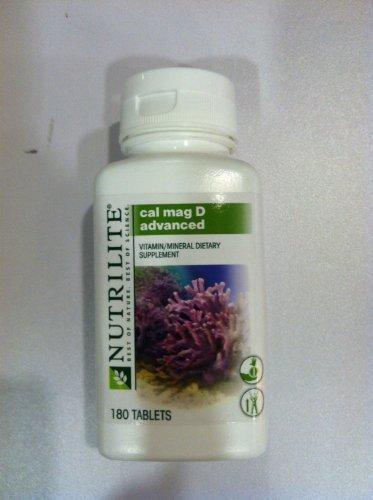 - NUTRILITE Cal Mag D 180 tablets by NUTRILITE