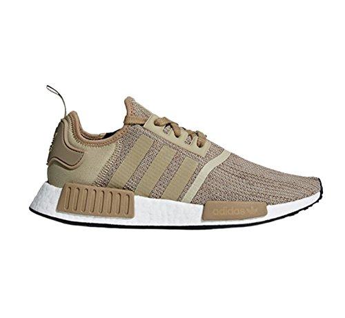 Adidas Man Originalen Nmd_r1 Skor Beige / Vit