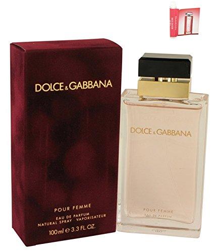Dolcé & Gabbaná Pōur Fĕmme Perfũme For Women 3.3 oz Eau De Parfum Spray Free! RD 0.05 - Gabbana Usa Dolce And