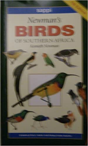 Newman's Birds of Southern Africa, Newman, Kenneth