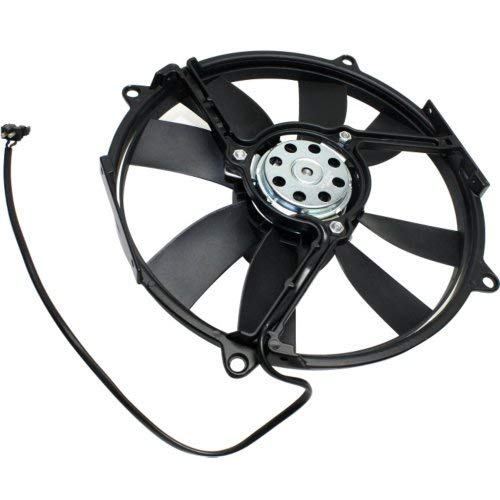 Garage-Pro Cooling Fan Assembly for MERCEDES BENZ C-CLASS 1994-2000 / CLK430 1999-2003 Right Auxiliary