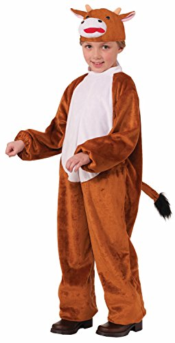 Forum Novelties Nativity Cow Costume, Child Medium (Cow Costume For Kids)