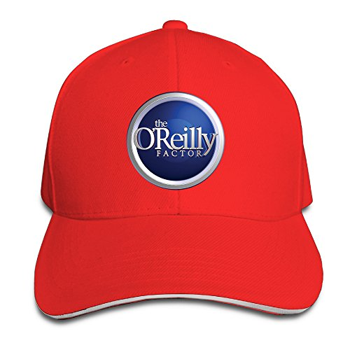 Hioyio The O'Reilly Factor Sandwich Peaked Hat & - Dior Seattle