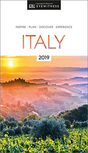 DK Eyewitness Travel Guide Italy: 2019...
