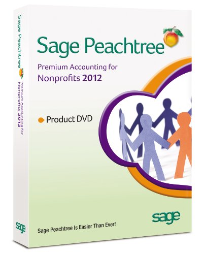 Sage Peachtree Accounting for Nonprofits 2012 [Old Version]